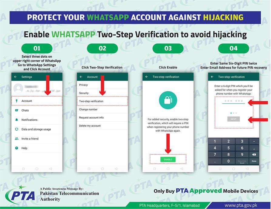 WhatsApp Hacked Pakistan