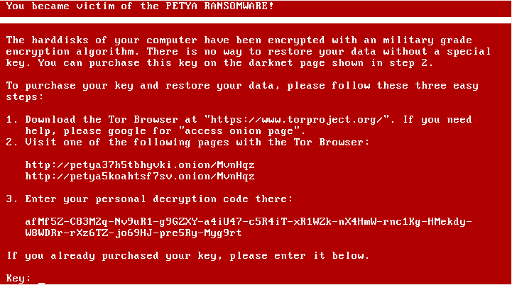 ransomware attack pakistan